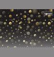 white sparks stars glitter special light effect vector image