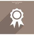 award icon vector image