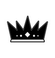 royal crown icon image vector image vector image