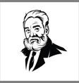 alexander graham bell us president vector image