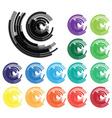 Logo or brand symbols vector image