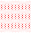 hearts and mesh vector image