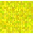Yellow Geometric Circle Background vector image vector image