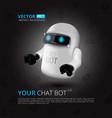 bot vector image