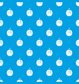 fresh smiling apricot pattern seamless blue vector image vector image
