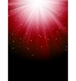 magical background vector image vector image