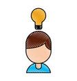 people business idea creativity success work vector image