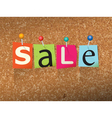 Sale Concept vector image vector image