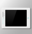 Tablet Screen vector image vector image