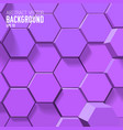 scientific abstract background vector image vector image