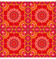 oriental style seamless vector image vector image