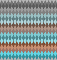 seamless pattern with rhombus-1 vector image vector image