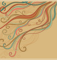 abstract backgroung vector image
