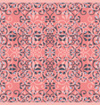 abstract seamless pattern of lacy vector image vector image
