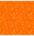 Orange peel seamless texture background vector image vector image