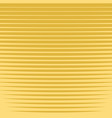 line halftone pattern in golden colors vector image