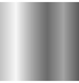 Silver metal plate texture vertical vector image vector image