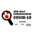 Coronavirus symptoms black coronavirus outbreak