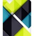 Geometric shape flat abstract background