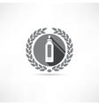 modem icon vector image
