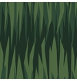 seamless abstract pattern green grass vector image vector image
