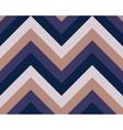 Striped zigzagging seamless pattern Zig-zag line vector image