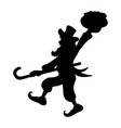 leprechaun saint patrick tradition holiday vector image