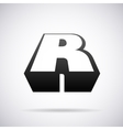 Logo for letter R Design template