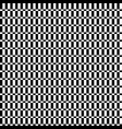 chequered pattern with squares and rectangles vector image vector image