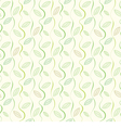 seamless floral pattern Stripes and leaves on a vector image