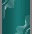 shaded spruce green abstract background with vector image