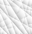 geometric gray background vector image