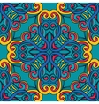 Abstract seamless tile ornamental pattern vector image vector image