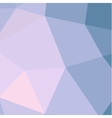 background in low poly style modern design vector image vector image
