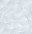 Low Poly Seamless Background vector image vector image