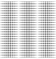 halftone seamless pattern Abstract dotted vector image vector image