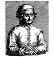 Hieronymus Bosch vector image vector image