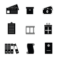 object set vector image vector image