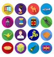circus nature business and other web icon in vector image vector image
