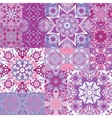 Set of seamless pattern Seamless abstract pattern vector image vector image
