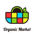 OrganicIcon vector image vector image