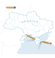 Political Events in The Crimean Peninsula vector image