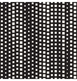Seamless Diagonal Black and White Halftone vector image vector image
