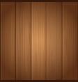 wood board wall vector image