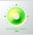 abstract web concept vector image