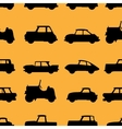 Car seamless pattern vector image vector image