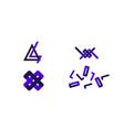 l1 logo vector image