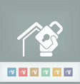 house protection vector image