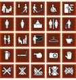 Office Door Signs vector image vector image