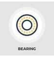 Bearing flat icon vector image